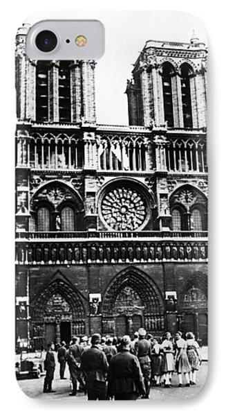 Paris: World War II, 1940 Phone Case by Granger