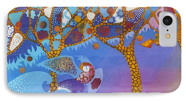 Park Guell. General Impression. Phone Case by Kate Krivoshey