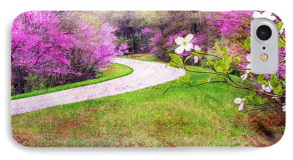 Parkway Kind Of Spring Phone Case by Darren Fisher