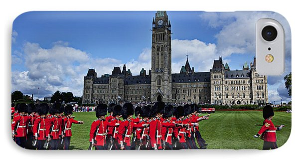 Parliament Building Ottawa Canada  IPhone Case