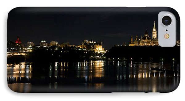 Parliament Hill Ottawa Canada IPhone Case by JM Photography