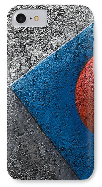 Part Sphere 1 IPhone Case by Mauro Celotti