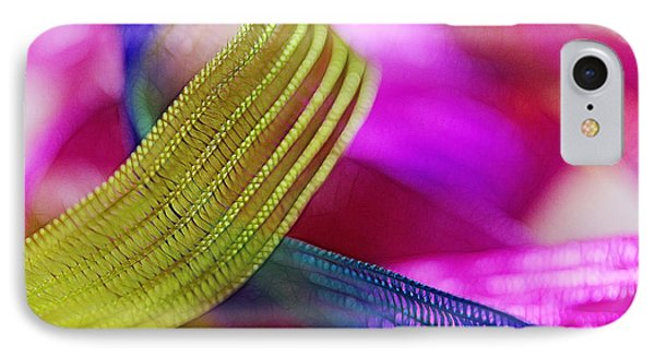 Party Ribbons Phone Case by Judi Bagwell