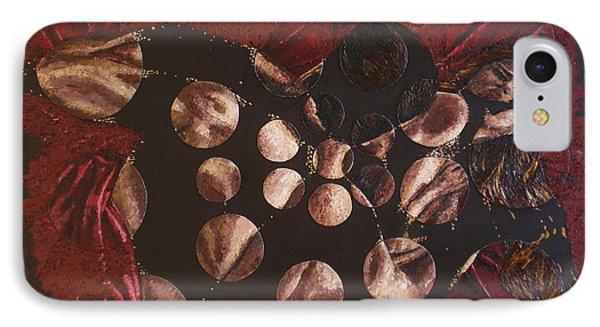 Passion Explosion II Phone Case by Tatjana Popovska