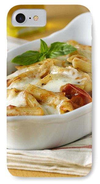 Pasta Al Forno Phone Case by Veronique Leplat