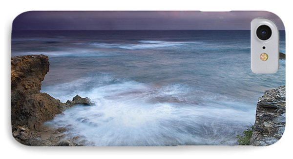 Pastel Storm Phone Case by Mike  Dawson