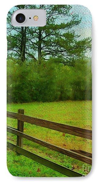 Pastureland Phone Case by Judi Bagwell