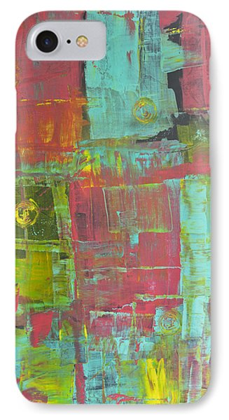 Patching Together Memories Phone Case by Wayne Potrafka