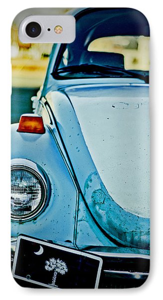 IPhone Case featuring the photograph Peace Bug by Randall  Cogle