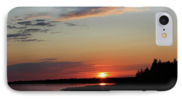 IPhone Case featuring the photograph Peaceful Sunset by Rachel Cohen