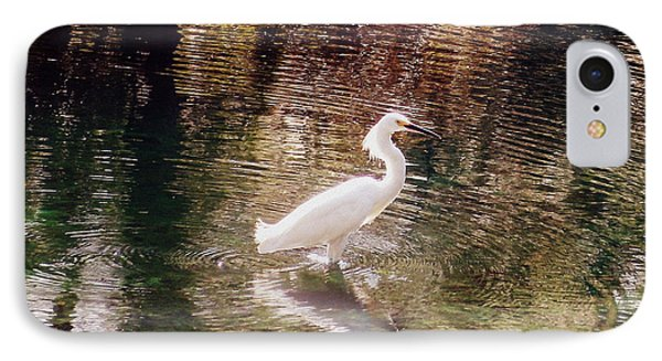 IPhone Case featuring the photograph Peaceful Waters by Lydia Holly