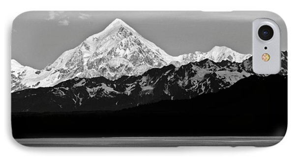 Peaked IPhone Case by Don Mennig