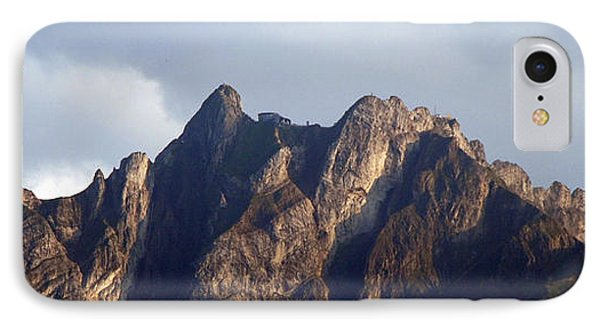 IPhone Case featuring the photograph Peaks by Pravine Chester