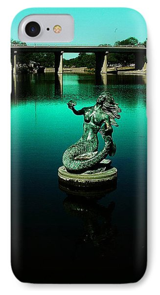 IPhone Case featuring the photograph Pearl Of The Rios Concho by Louis Nugent