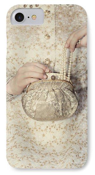 Pearls Phone Case by Joana Kruse