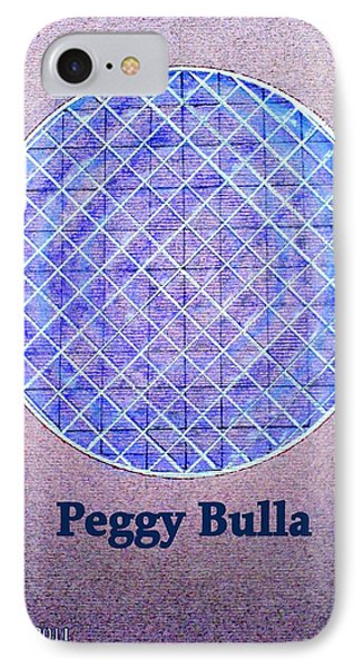 Peggy Bulla IPhone Case by Ahonu