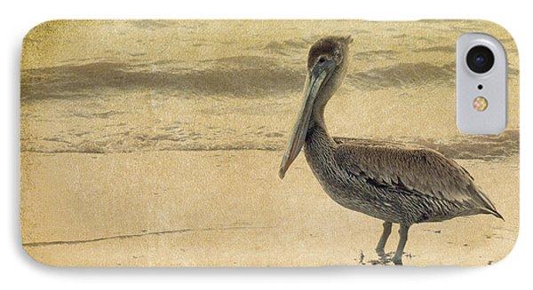 Pelican Phone Case by Rebecca Cozart