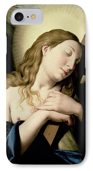 Penitent Magdalene IPhone Case by Il Sassoferrato