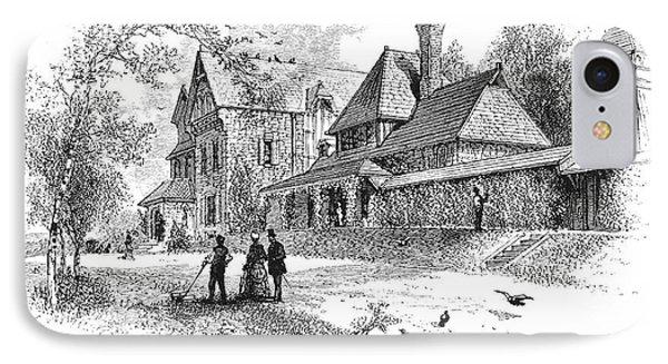 Pennsylvania: House, 1876 Phone Case by Granger