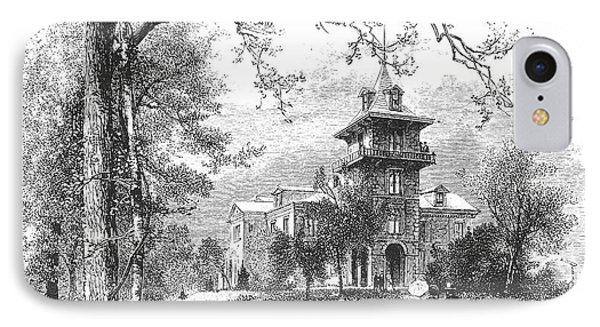 Pennsylvania: Mansion Phone Case by Granger