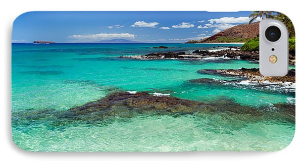 Perfect Day At Makena IPhone Case