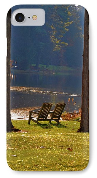 Perfect Morning Place Phone Case by Bill Cannon