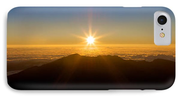Perfect Sunrise IPhone Case by JM Photography