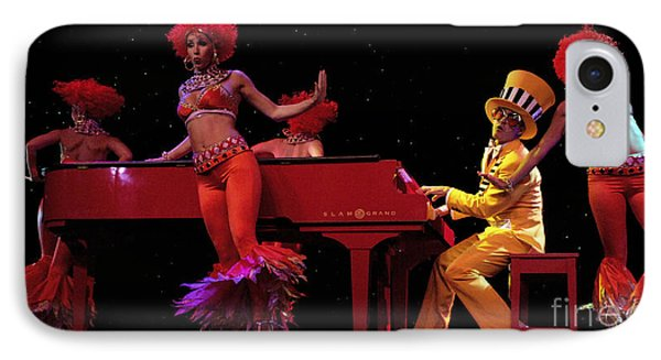 Performance 2 IPhone Case by Bob Christopher