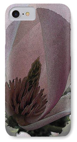 Petal Prose Phone Case by Tim Allen