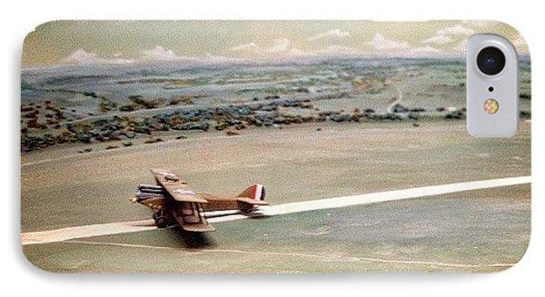 Petite Plane IPhone Case