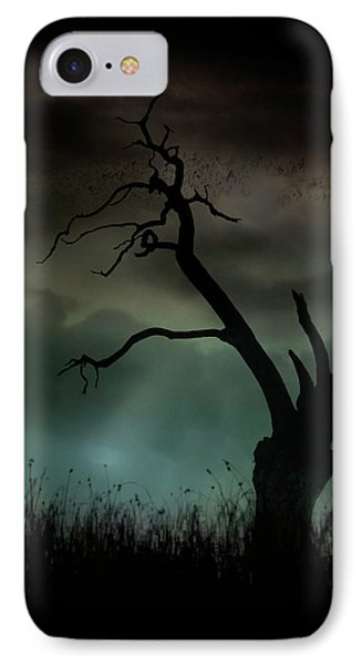 IPhone Case featuring the photograph Petrified by Richard Piper