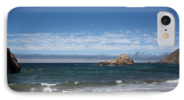 Pfeiffer Beach Phone Case by Ralf Kaiser