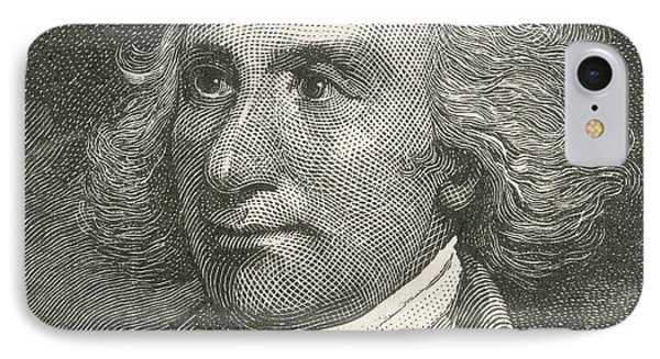 Philip John Schuyler IPhone Case by Photo Researchers