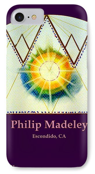 Philip Madeley IPhone Case by Ahonu