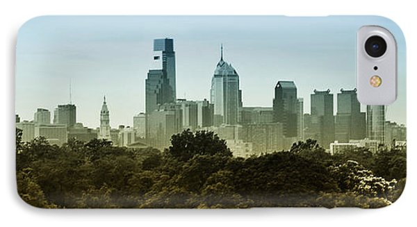 Philly Panorama Phone Case by Bill Cannon