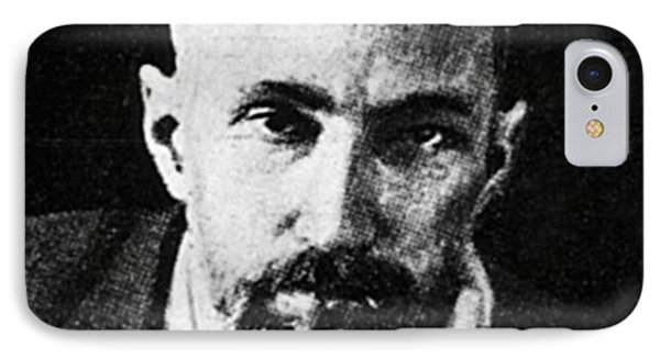 Pierre Curie, French Physicist IPhone Case by Science Source