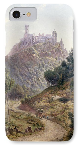 Pina Cintra Summer Home Of The King Of Portugal IPhone Case by George Leonard Lewis