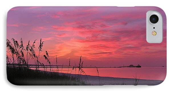 Pink And Purple Dawn Phone Case by Brian Wright