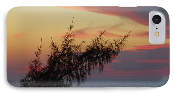 Pink Sunset IPhone Case by Aimee L Maher Photography and Art Visit ALMGallerydotcom