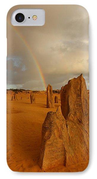 Pinnacle Rainbow IPhone Case