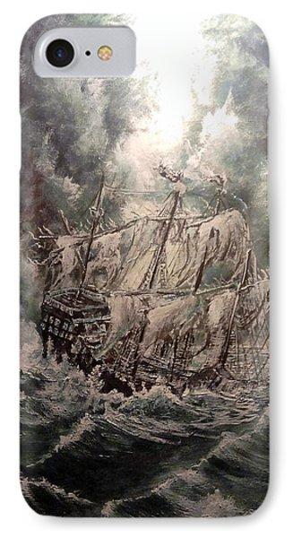 Pirate Islands 2 Phone Case by Robert Tarrant