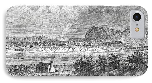 Pittsburgh, 1790 Phone Case by Granger