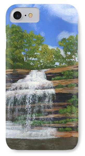 Pixley Falls IPhone Case by Lynne Reichhart