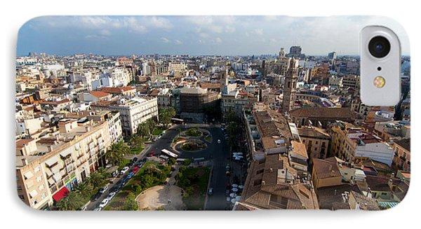 Plaza De La Reina Phone Case by Fabrizio Troiani