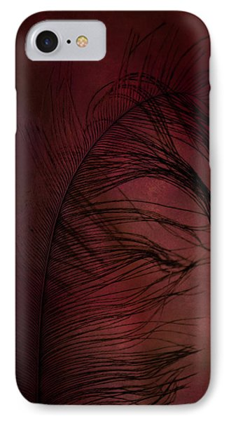 IPhone Case featuring the photograph Plum Tickled by Robin Dickinson