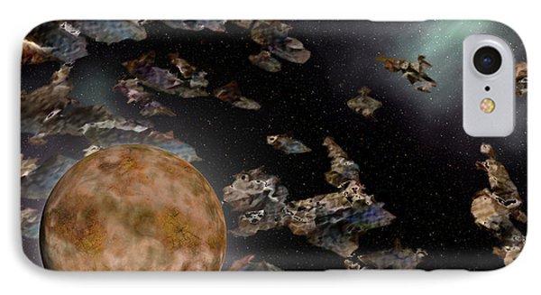 Pluto IPhone Case