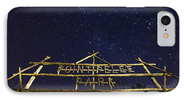 Point Pelee Under The Stars IPhone Case by Cale Best