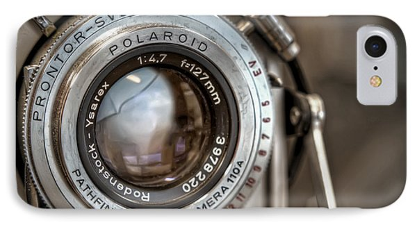 Polaroid Pathfinder IPhone Case by Scott Norris