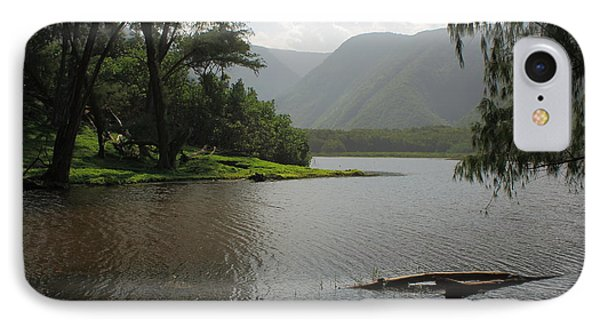 IPhone Case featuring the photograph Pololu Valley Off Awini Trail by Scott Rackers