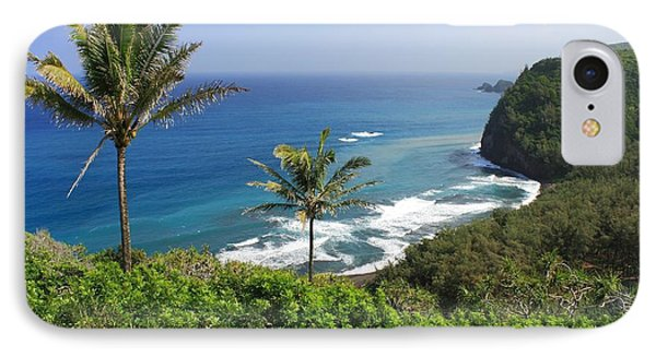 IPhone Case featuring the photograph Pololu Valley by Scott Rackers